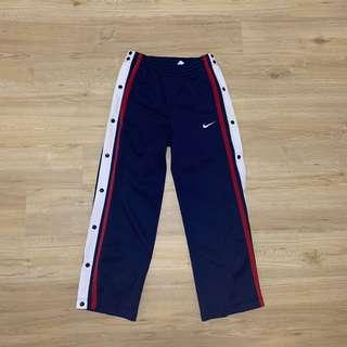 Nike Track Pants with Buttons