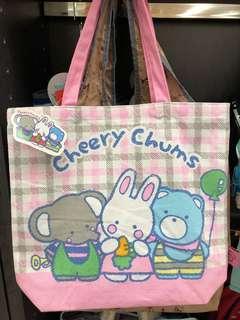 Sanrio 袋 Cheery Chums tote bag