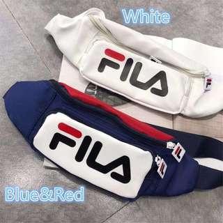 🚚 FILA Crossbody Chest Bag