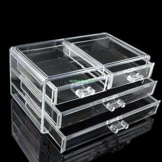 Acrylic Jewellery Box