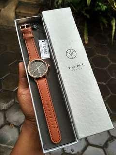 Jam tangan TOMI AUTOPILOT original