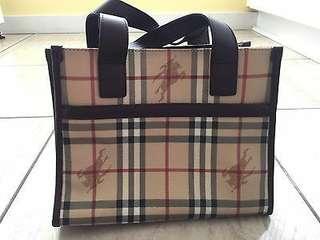 Burberry Tote Bag Small
