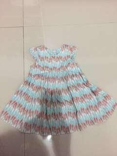 Dress mothercare 0-3 bln like a new