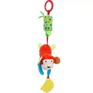 嬰兒安撫風鈴吊飾(猴子)