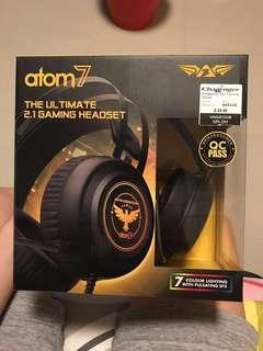 🚚 Armageddon Atom 7 Headset