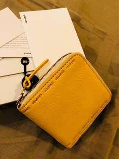 Visvim veggie bifold wallet
