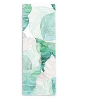 Yoga Travel Mat 1.5mm - Lush Green