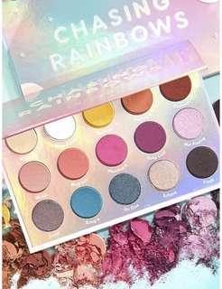 🚚 Colourpop chasing rainbow palette