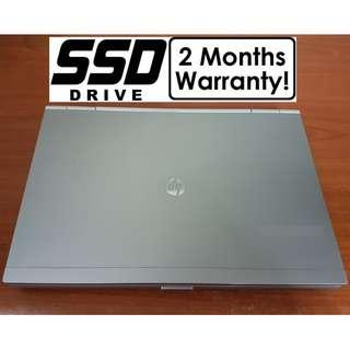 [OUT OF STOCK] HP Elitebook 8460P: FAST! (Core i5 Notebook)