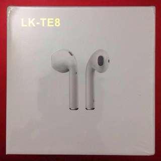 1 to 1 Size Airpods LK-TE8 (aka i13 TWS) Bluetooth Earphones