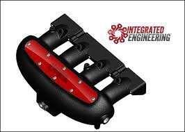 Integrated engineering intake manifold