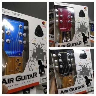 日本最流行 空氣吉他 電子吉他 簡單按和弦自彈自唱爽一下