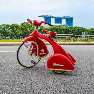 Beautiful Tricycles for Rent