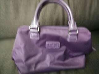 Lipault Nylon Doctor Sachel Bag