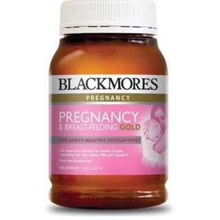 🚚 BN Blackmores Pregnancy and Breast Feeding Gold