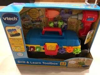 🚚 Vtech Drill & Learn Toolbox