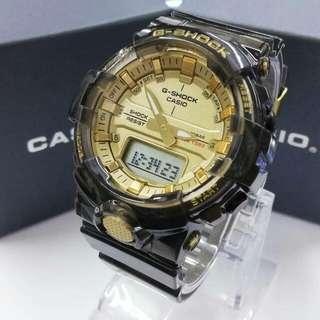 GSHOCK JELLY DUAL TIME