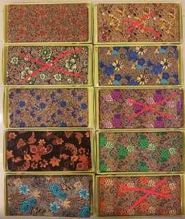 Batik cotton from Indonesia 4m
