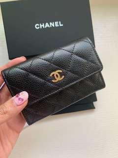 Chanel Card Holder