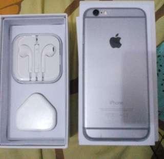 Iphone 6 64 fullset original