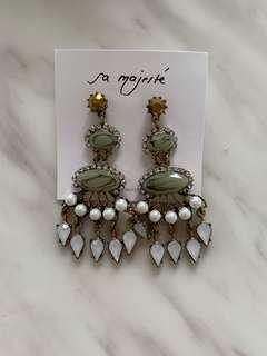 Sa majeste Earrings