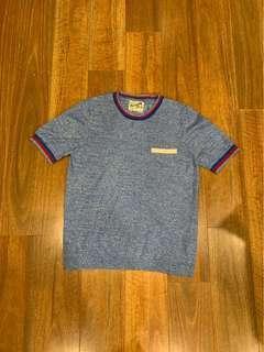 Topman Ltd Knitted Marl Shirt