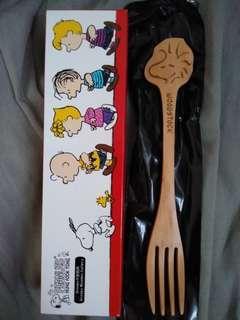 Snoopy Woodstock 叉具