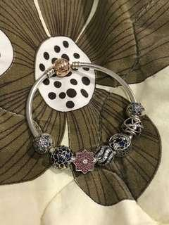 Limited Edition Pandora Red Star Charm