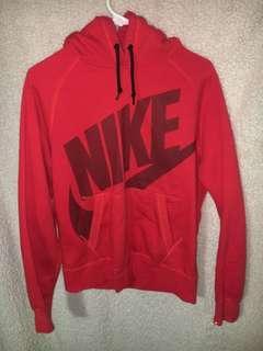 Red Nike Hoodie