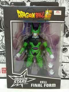 Bandai Dragonball Dragon Stars Final Form Cell MISB