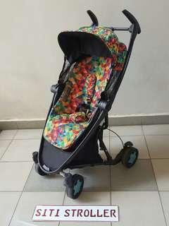 Stroller quiny zapp extra limited edition