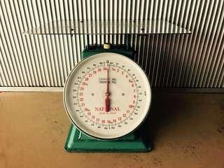 50 years Weighing Scale