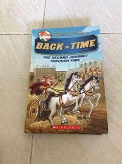 Back in Time Geronimo Stilton