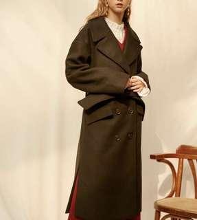 Korean designer brand Mont coat
