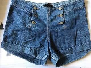 Milk&Co. denim shorts