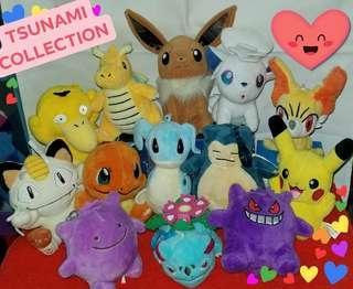 Take All Pokemon Charms