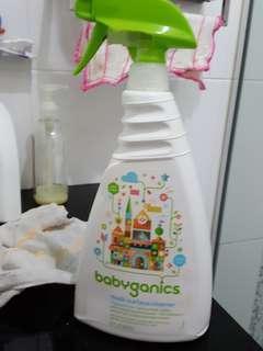 Babyganics cleaners