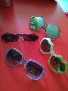 Various Fashion Branded Spect.