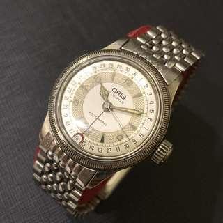Vintage Oris Big Crown Pointer Date Watch