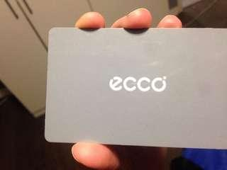 ECCO SHOES GIFT CARD 225$ value for 195$