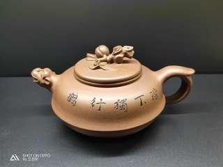🚚 宜興紫砂壺、周錫鳳、廠壺