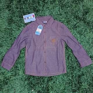 Long shirt Popeye 4-5 th