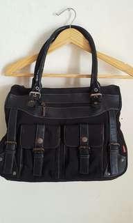 Handbag Espirt Black Preloved