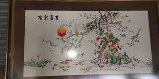 Wall Chinese Painting