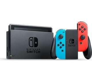 BNIB Nintendo Switch Console