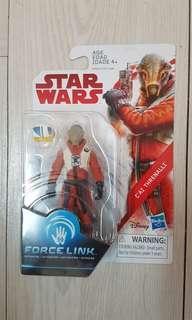 "Star Wars Force Link C'ai Threnalli 3.75"""