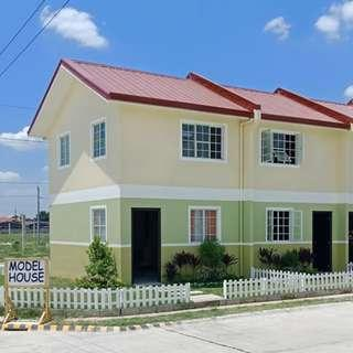 2 Bedroom Townhouse unit in Lindale Subdivision, Brgy. Sapang Biabas, Mabalacat City, Pampanga