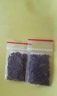 Pkts of Vegetable's seeds