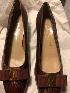 New Salvatore Ferragamo Flats