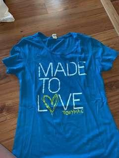 toby mac t-shirt